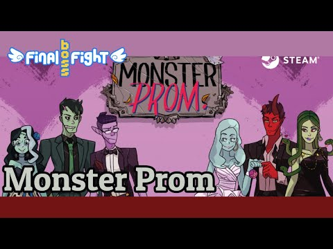 Video thumbnail for Monster Prom – Episode 1