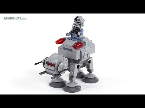 """Конструктор LEGO Star Wars 75075 """"Вездеходный Бронированный Транспорт AT-AT"""""""
