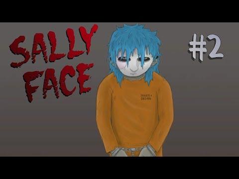 БАБА ЧОБА - ДЕТЕКТИВ! ☆⌒(≧▽\u200b° ) {Прохождение Sally Face} #2