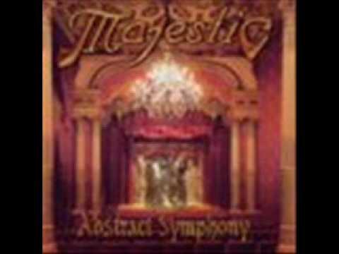 Majestic - Crimson Sun online metal music video by MAJESTIC