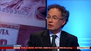 Michele Geraci on BBC Interview: Devaluation Rmb