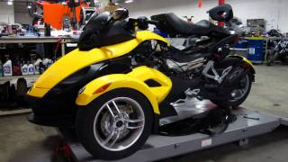7. Can-Am Spyder Roadster GS SE5 by BRP