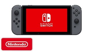 Nintendo Switch - First Time Use