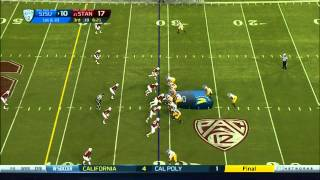 David Fales vs Stanford (2012)