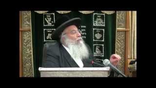 """הרב בניהו שמואלי – פרשת תולדות (ה'תשע""""ה)"""