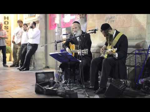 Breslev Brothers (Arye & Gil): Jewish men singing P ...