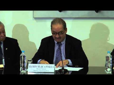 Presentación de campaña Biblioteca Nacional del Perú ante el Fenómeno el Niño