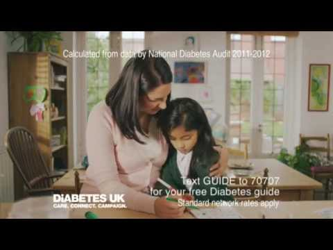 diabetes uk - Our new awareness and fundraising campaign launched Nov 2014.