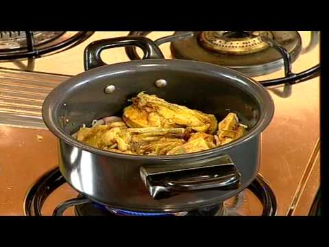 Recipes   Chikkudu Ginjala Chicken   Egg Bonda   01