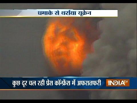India TV News : Ankhein Kholo India   October 21  2014 21 October 2014 01 PM
