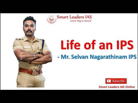 Our IPS Topper 2014-15, Mr.SELVANAGARATHNAM IPS
