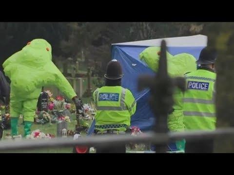 Paukenschlag aus London: Theresa May zieht harte Konsequenzen aus dem Fall Skripal