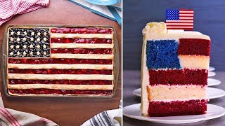 Video 4th July Special | One nation, under cake, indivisible, with pie and ice cream for all! MP3, 3GP, MP4, WEBM, AVI, FLV Juli 2018