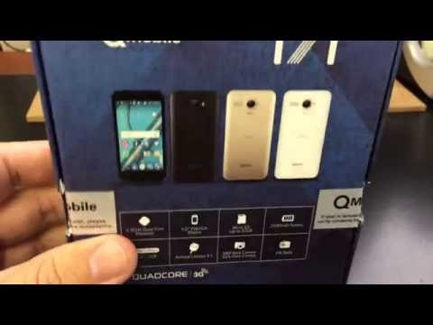 QMOBILE NOIR i7i DUAL SIM Unboxing Video – in Stock at www.welectronics.com