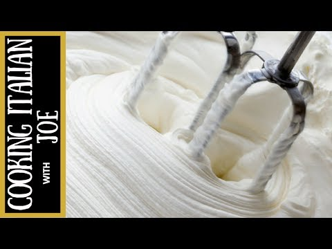 Make Whipped Cream Secret Ingredient Cooking Italian With Joe