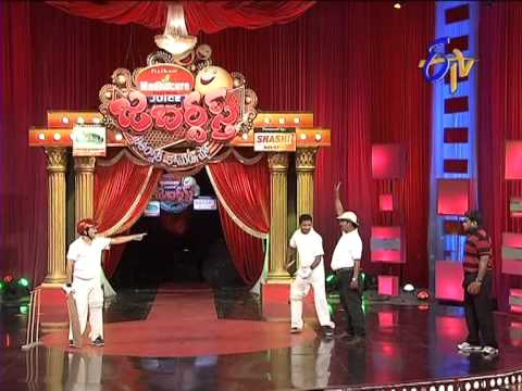 Jabardasth -  ????????? -  Rocket Raghava Performance on 17th April 2014 18 April 2014 08 AM