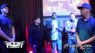 Face Off Battle League | PastLyfe vs. J Klappa