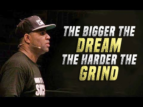 NEVER STOP GRINDING - Motivational Video (ft. Eric Thomas)