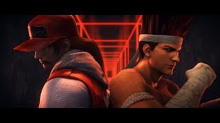 THE KING OF FIGHTERS: DESTINY – Episode 21