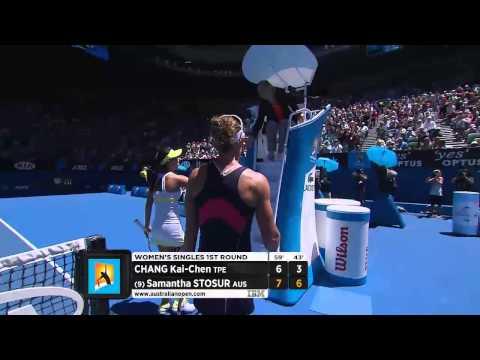 Самые яркие моменты первого дня Australian Open