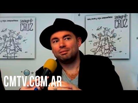 Santiago Cruz video Entrevista Argentina - Mayo | 2017