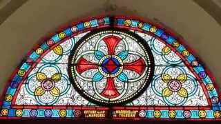 Cannes Ecluse France  City new picture : Visite de l'église Saint-Georges de Cannes-Ecluse