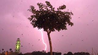 Los Banos (CA) United States  city photo : Thunderstorms Erupt Around Santa Nella/Los Banos, CA (5-5-16)