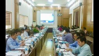 TP Uông Bí: Tập huấn nghiệp vụ tổng điểu tra dân số và nhà ở năm 2019