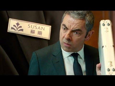 Missing Key   Funny Clip   Johnny English Reborn   Mr Bean Official