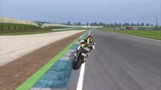 6. Ride Gameplay PS3 #17 : APRILIA TUONO V4R APRC ABS 2014