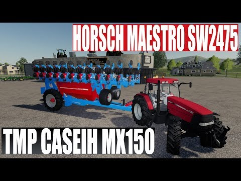 TMP CaseIH MX150 v1.0.0.0