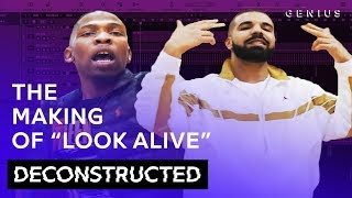"""The Making Of BlocBoy JB & Drake's """"Look Alive"""" With Tay Keith 
