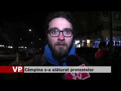 Câmpina s-a alăturat protestelor