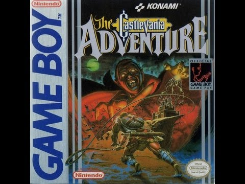 Castlevania : The Adventure Game Boy