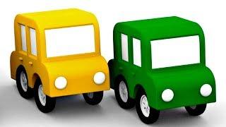 """LE TEXTE DU DESSIN ANIME:La petite voiture noire a été arrêtée car elle a enfreint le code de la route !Une voiture de police la surveille. Si un criminel s'échappe, il peut de nouveau faire du mal.Oh, qu'est-ce que c'est ? Des explosifs ? Une deuxième voiture noire l'a aidé à s'échapper.Il a cassé le verrou de la porte.Le criminel s'enfuit !Attention ! Oh ! Les 4 petites voitures, à l'aide !Deux d'entre vous allez rattraper les criminels et les deux autres sauvez la voiture de police.Les petites voitures jaune et  verte enlèvent les débris.Oh ! C'est très dangereux !Tu es libre, voiture de police.Et maintenant la petite voiture jaune est libre également.Allons aider les autres à rattraper les criminels.Les criminels vont très vite.Attention ! Oh !Il nous faut l'aide de la police.Hourra !Les voitures qui enfreignent le code de la route vont en prison.N'oubliez pas : il faut respecter le code de la route !La chaîne présente des dessins animés éducatifs en français #dessinaniméenfrançais pour les enfants. Ils conviennent comme aux petits francophones aussi bien à ceux qui apprennent le français #apprendrelefrancais.Abonnes-toi à la chaîne et tu ne vas plus rater nos nouvelles vidéos1. """"Construire & Jouer #construireetjouer"""" https://www.youtube.com/playlist?list=PLCXwhc0I74pWEOqmb7t_RRoSRp-goOMuZ ce sont des vidéos présentées sous forme de jeu d'assemblage: on construit des #voitures, des #avions, des #vaisseaux et d'autres #machines avec des pièces différentes. En même temps on va #apprendre les noms des pièces, les #couleurs, les #nombres et #enrichir le vocabulaire. Les #dessinsanimés sont amusants, et de plus, ils développent une intelligence spatiale d'un enfant.2. « #Déballage de jouets #déballagedejouets»https://www.youtube.com/playlist?list=PLCXwhc0I74pXgdHPx3uO0BE54p3Sxm3tfTous, on aime ouvrir les boites avec les cadeaux ou bien les nouvelles choses achetés! Ici on va ajouter nos vidéos de #déballage(#unpacking). Restez avec nous pour plus de #vidéospourenfant"""