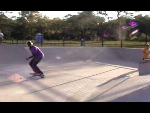 Niles Skatepark 2012 Fall Montage