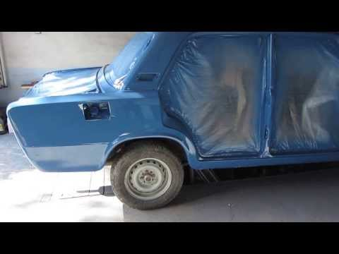 Как самому покрасить ваз 2106 видео - Теплотехник