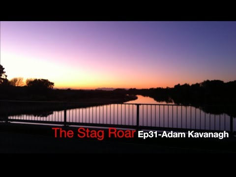 The Stag Roar: Ep31- Turtle Man: Adam Kavanagh