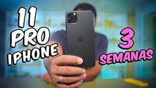 3 SEMANAS COM O NOVO IPHONE 11 PRO - VALEU A COMPRA?