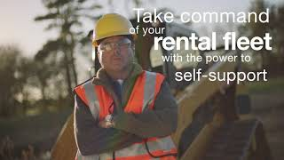 Take command of your rental fleet with the power to self-support