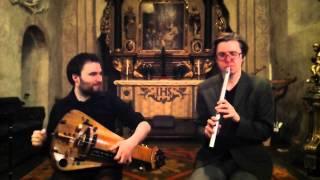 Folkmusikduon Blankan spelar en slängpolska från Sörmland i Solna kyrka. Blankan: Kim Persson: low whistle. Johannes...
