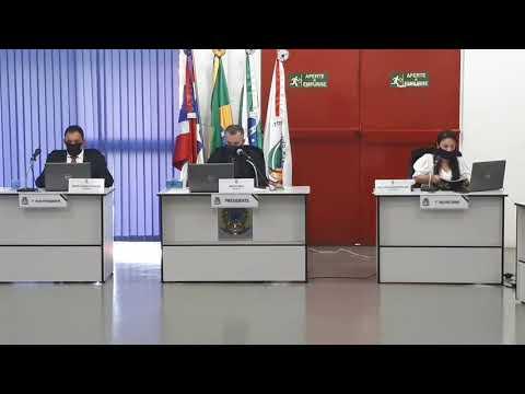 3ª Sessão Ordinária de 2021