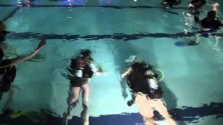 Splash Diving in de Duker