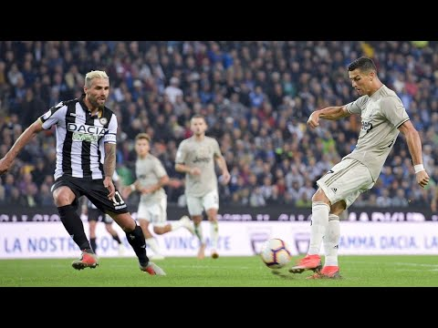 Udinese VS Juventus | 0-2 | All Goals and Highlights 06/10/2018