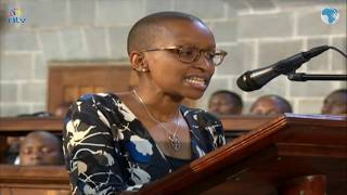 A person is a person no matter how small: Wambui Kamiru