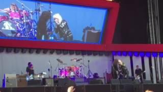 Foo Fighters feat. Michael Monroe - The Pretender, Rock the Beach, Helsinki 19.6.2017