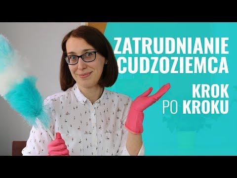 Jak zatrudnić pomoc domową z Ukrainy? Zatrudnianie cudzoziemca - krok po proku