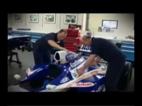 Así trabaja el equipo Williams