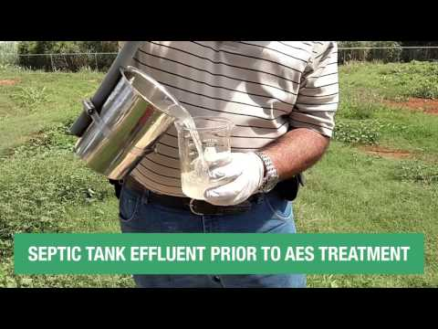 Advanced Enviro-Septic treats waste water
