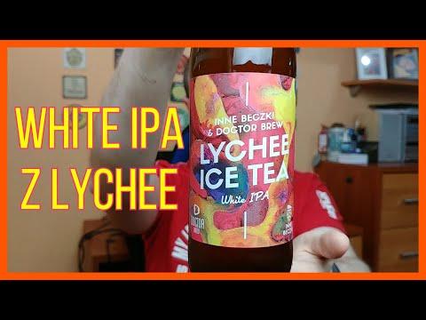 Lychee Ice Tea [Inne Beczki & Doctor Brew]